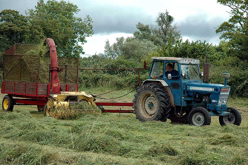 Ford Purchases New Holland