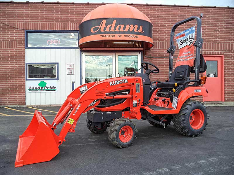 CDA Tractor Purchases Adams Tractor