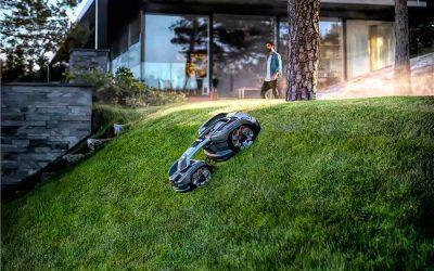 Husqvarna Automower® AWD Robotic Lawn Mowers
