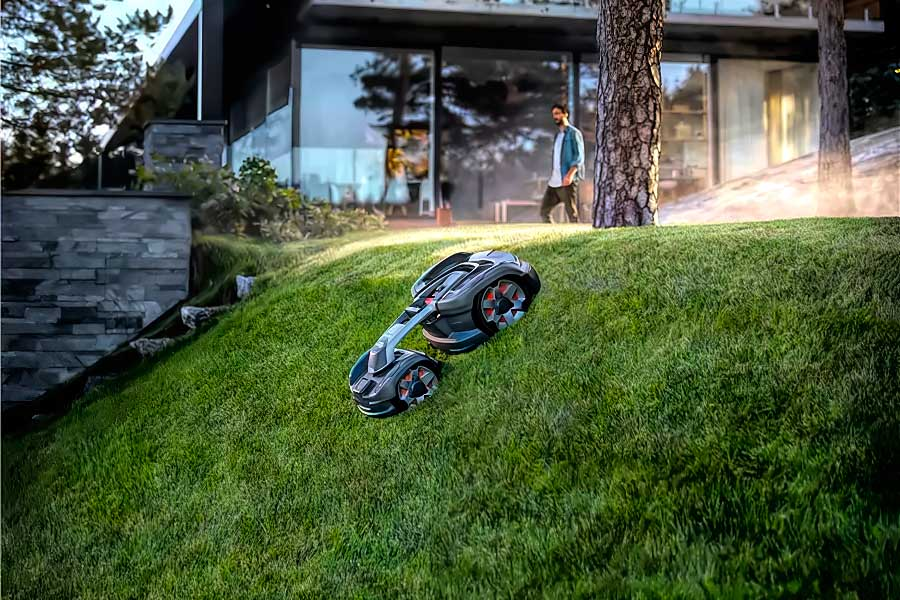 Husqvarna Automower® AWD Robotic Lawn Mowers