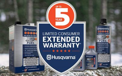 Fueled by Husqvarna