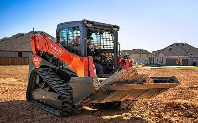 Kubota Introduces New Compact Track Loader
