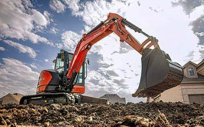 Kubota's Next Generation of Compact Excavators