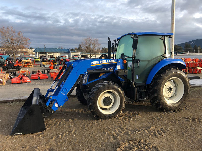 New Holland Powerstar 75