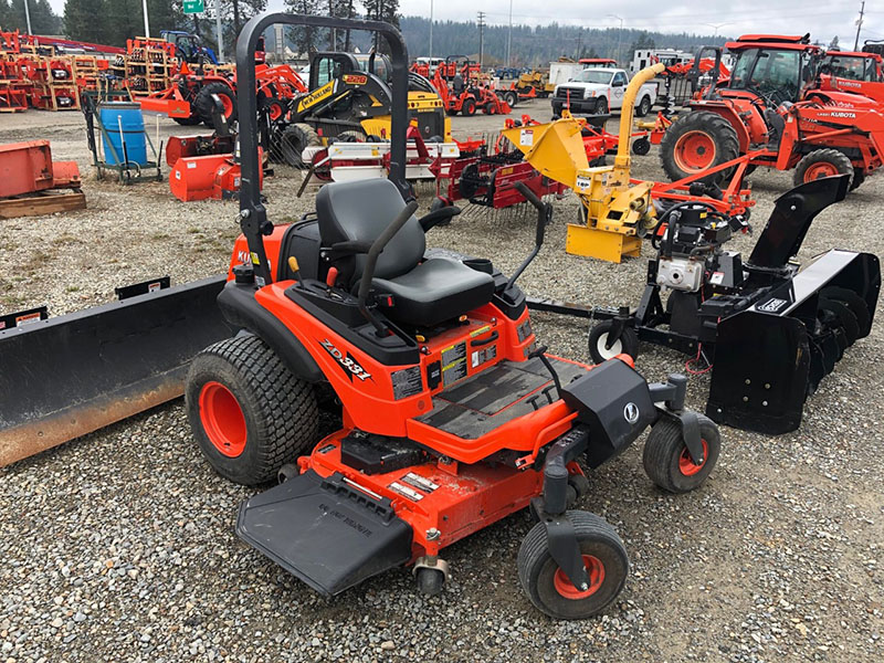 Used ZD331 Zero Turn Mower
